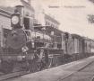 8 - Sosnowiec, Granica (Maczki) - Pociąg pocztowy