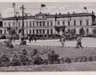 Sosnowiec, Dworzec Główny - Kolejna pocztówka w galerii