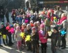 Przywitanie wiosny w Sosnowcu