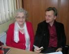 Janina (Nina) Kapuścik-Witek w Stacji Sosnowiec