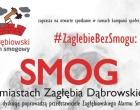 Smog w miastach Zagłębia Dąbrowskiego