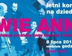 Dwie Anny, czyli koncert na dziedzińcu Zamku Sieleckiego
