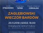 Stateczek, czyli Zagłębiowski Wieczór Bardów