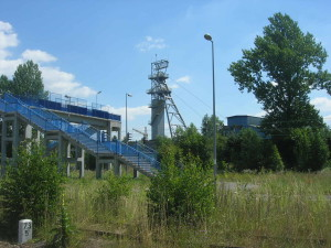 Widok z dworca