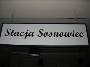 Logo Stacja Sosnowiec
