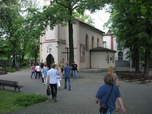 Kościółek Kolejowy
