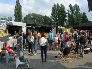 Inwazja Food Trucków