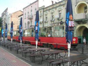 Małachowskiego Tramwaj