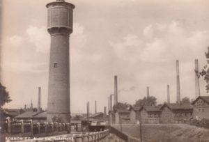 Osiedle Huty Katarzyna (po prawej)