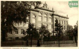 Gimnazjum im. Staszica w Sosnowcu