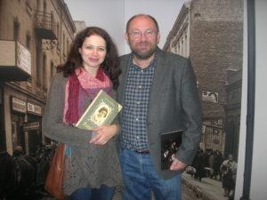 Małgorzata Saniak i Zbigniew Białas